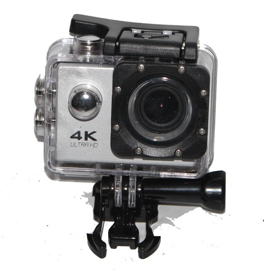 4K Action Camera Ultra HD Wi-Fi